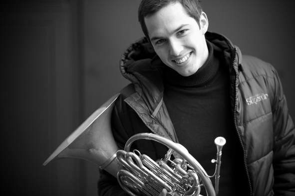 Wind Festival Saturday Masterclass - Horn with Nico Fleury