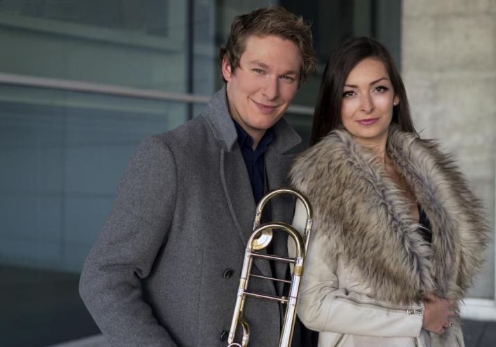 Trombone and Organ Recital