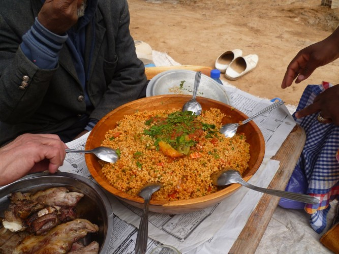 The Language of Cooking: Documentation and reconstruction in the Berber-speaking area (Africa)