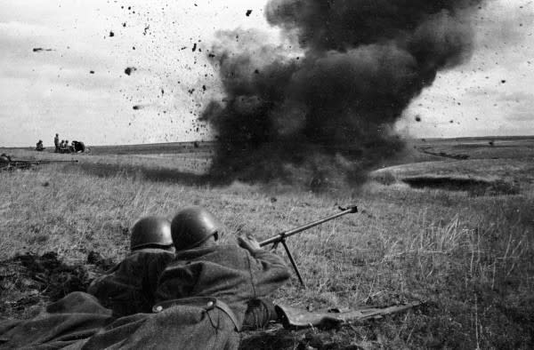 The Battle of Kursk: 75 years on | Pursuit by The University ... on