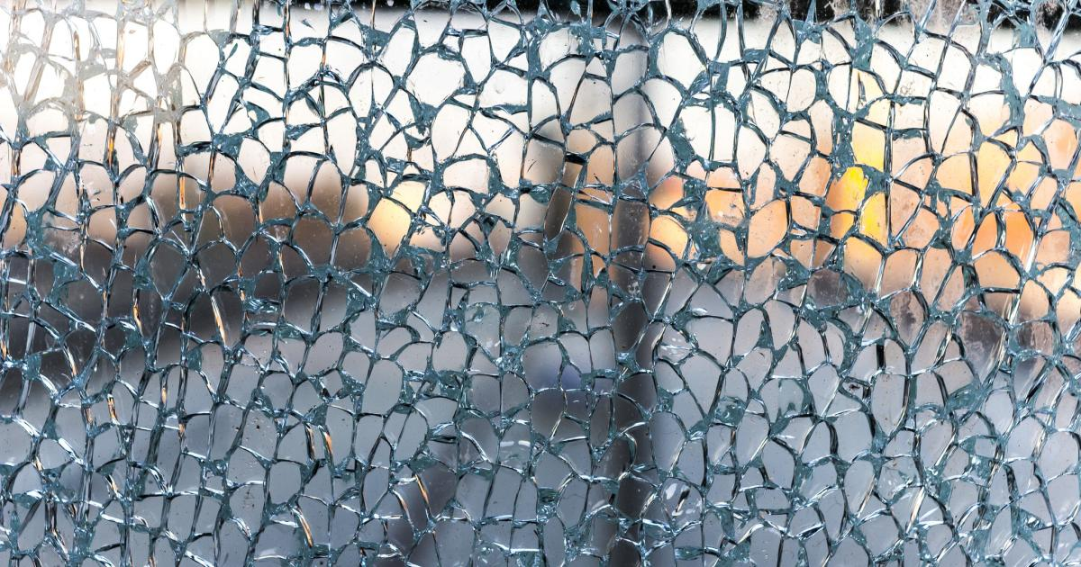 When Building Glass Breaks Dangerously It Is A Design