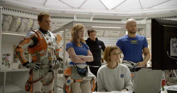 Humans on a mission to Mars. What could possibly go wrong? Image courtesy 20th Century Fox