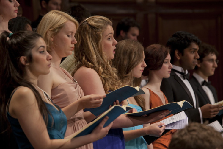 Vocal Ensemble: The Ecstasy and the Agony