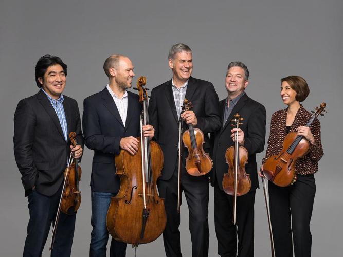 Mimir Chamber Music Festival 2017: Serenade