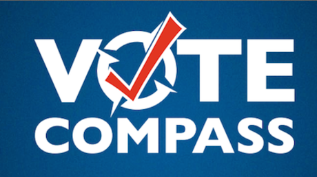Vote Compass: An Exercise in Public Engagement