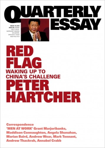 Peter Hartcher on China and Australia