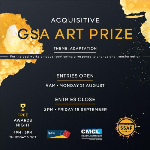 GSA Art Prize