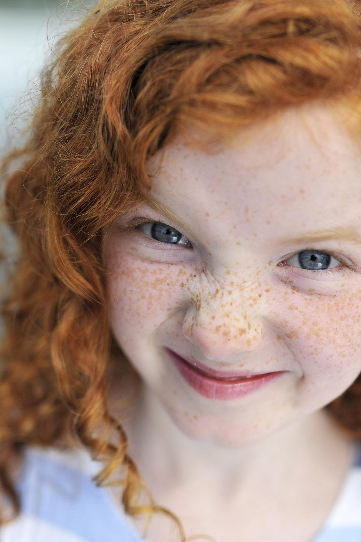 Are Redheads With Blue Eyes Really Going Extinct Pursuit By The