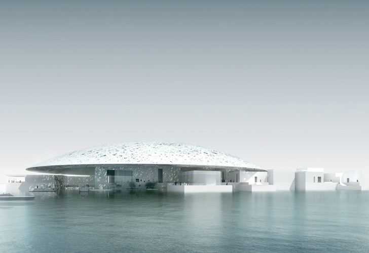 The Louvre Abu Dhabi and the 21st Century Art Museum