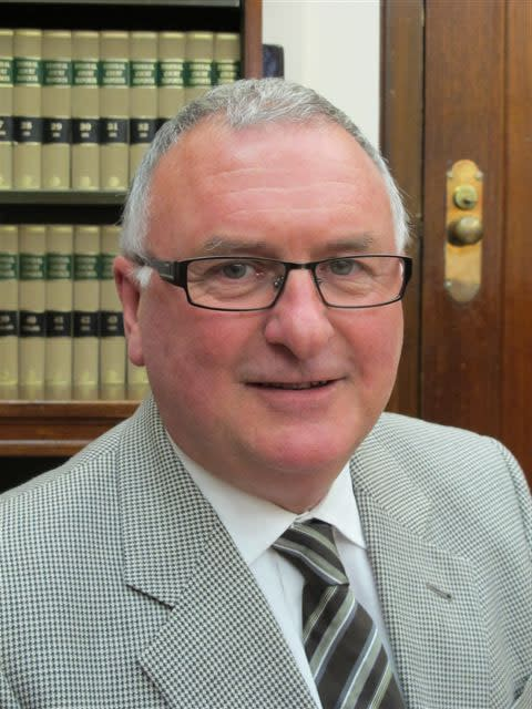 The Honourable Justice Kevin Bell