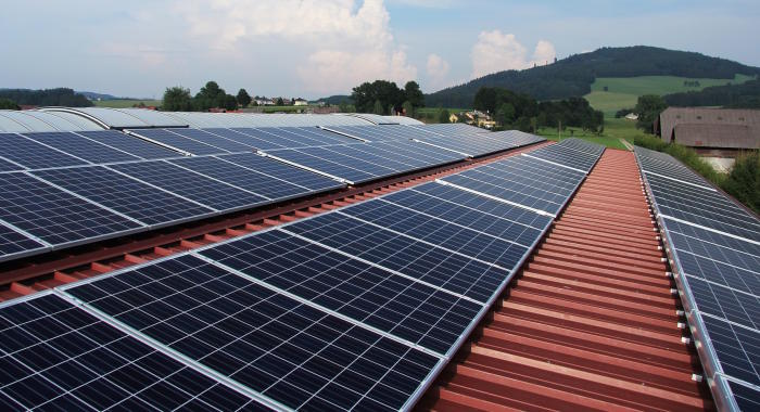 Rooftop solar panels could be transformed by new technology. Picture: Pixabay