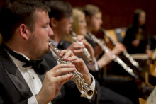 Lunch Hour Concert: Wind Symphony