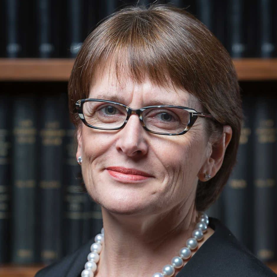 The Honourable Justice Michelle Gordon