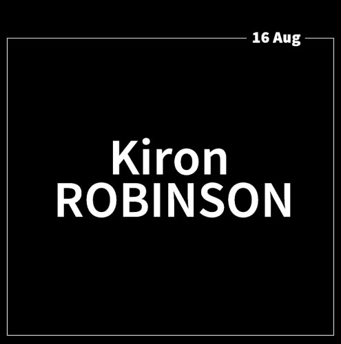 Art Forum with Kiron Robinson