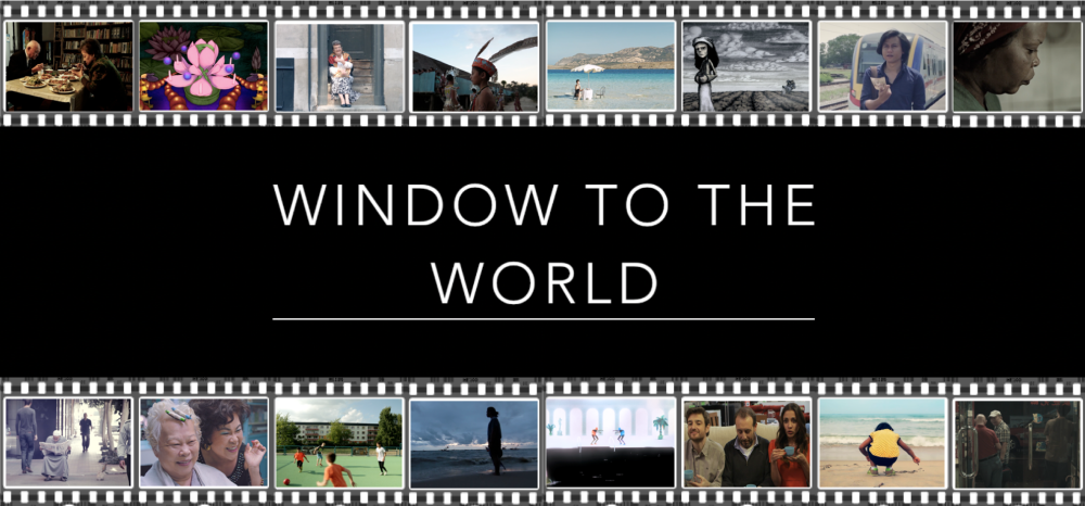 Arts West Screens Program: Window to the World