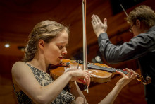 Dorcas McClean Travelling Scholarship for Violinists 2016: Semi-Final 2