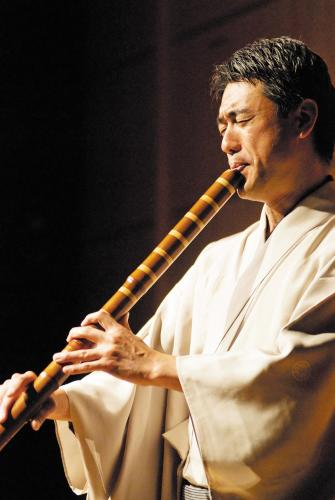Kaoru Kakizakai – Shakuhachi