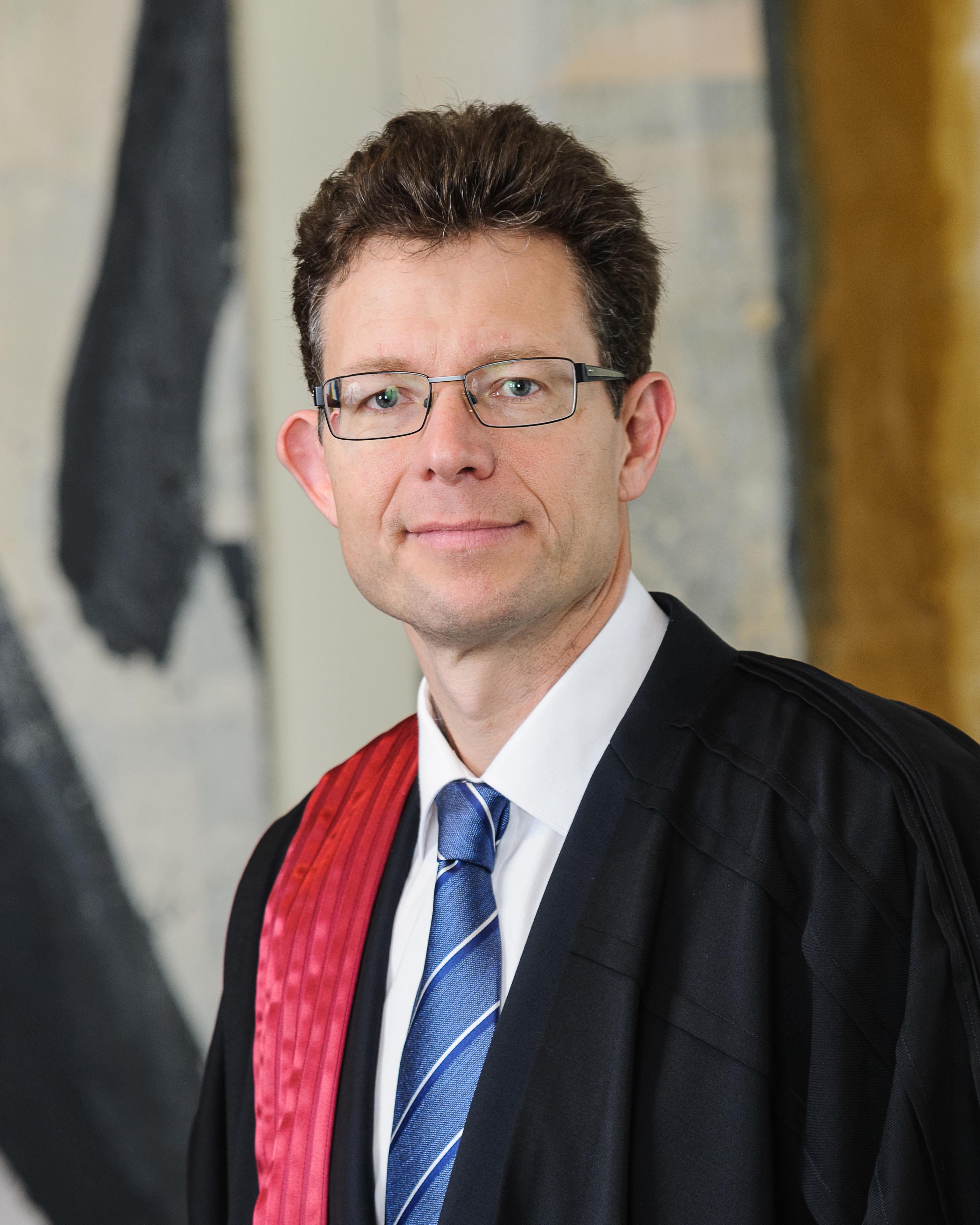 The Honourable Mark Kranz Moshinsky