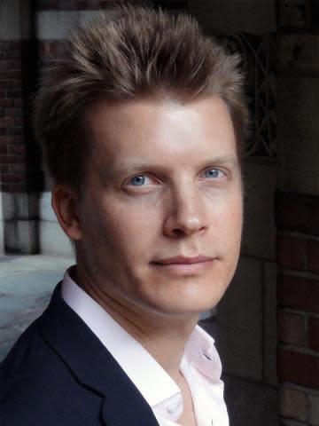 Professor Martin Hägglund