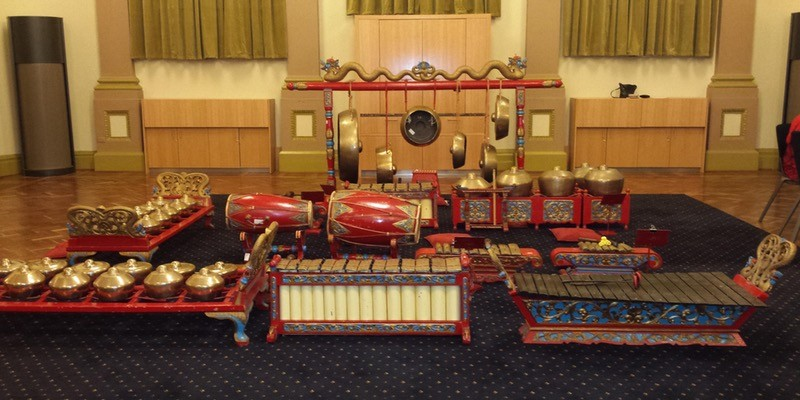 MCM Gamelan Ensemble - The Final Gong Concert