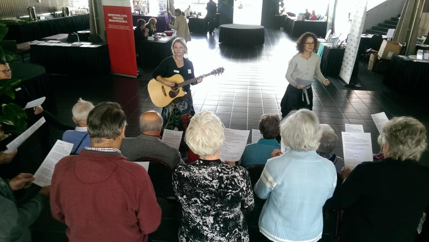 Music Interventions for Dementia and Depression in Elderly Care Program Launch