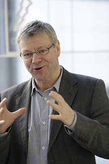 Professor Ed Hinds