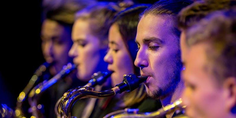 Percussion and Saxophone Mega-Mix!
