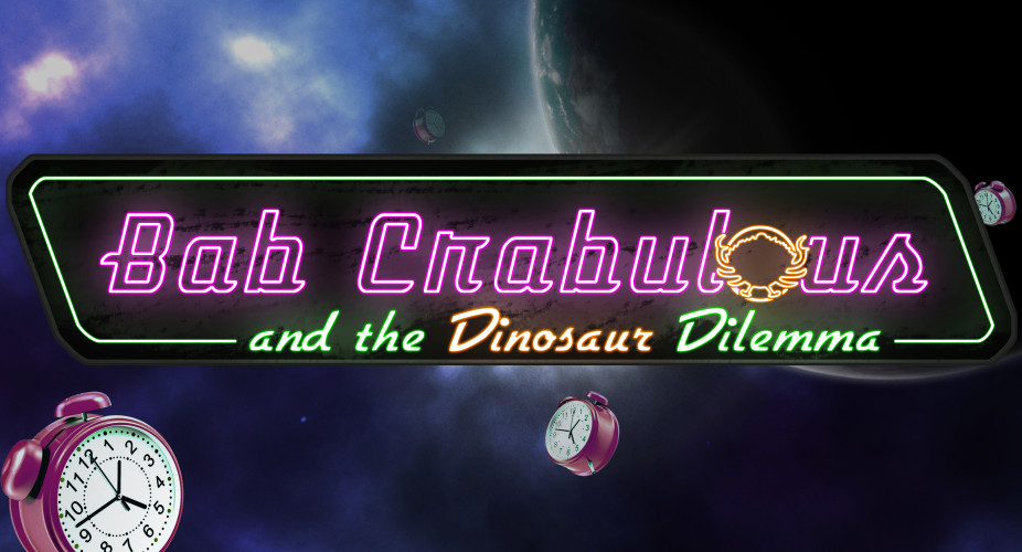 Bab Crabulous and the Dinosaur Dilemma