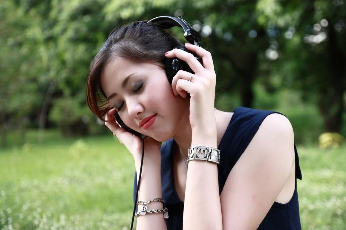 Listening to music you love can cause goosebumps. Picture: Pixabay