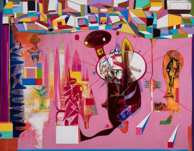 Artist to Artist: Gareth Sansom