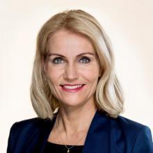 Ms Helle Thorning-Schmidt