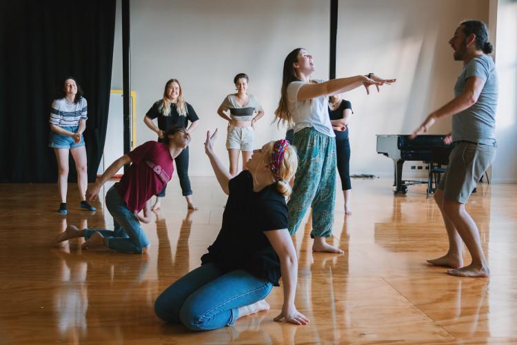 Theatre Audition Preparation Workshop: Devised Performance