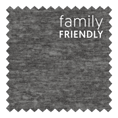 Family Friendly Premium Velvet