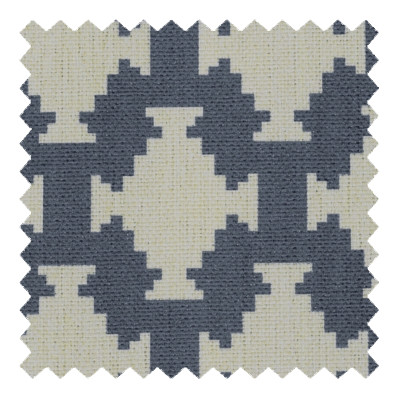 Tribal Tile Denim