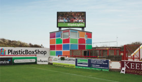 Support a Big Screen for Stanley