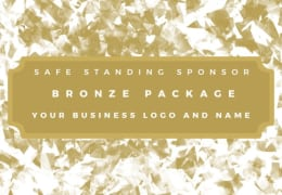 For Businesses: Bronze Sponsor