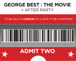 2 TICKETS TO LONDON PREMIERE & ACCESS TO THE AFTER PARTY + Certificate + Screenplay