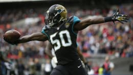 CHANCE TO WIN: A unique occasion to watch The Jaguars play at Wembley in October!