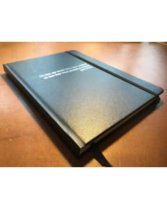 Time for Truth! Crown Quarto Bible Notebook / Journal