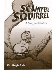 Scamper Squirrel - Hugh Pyle