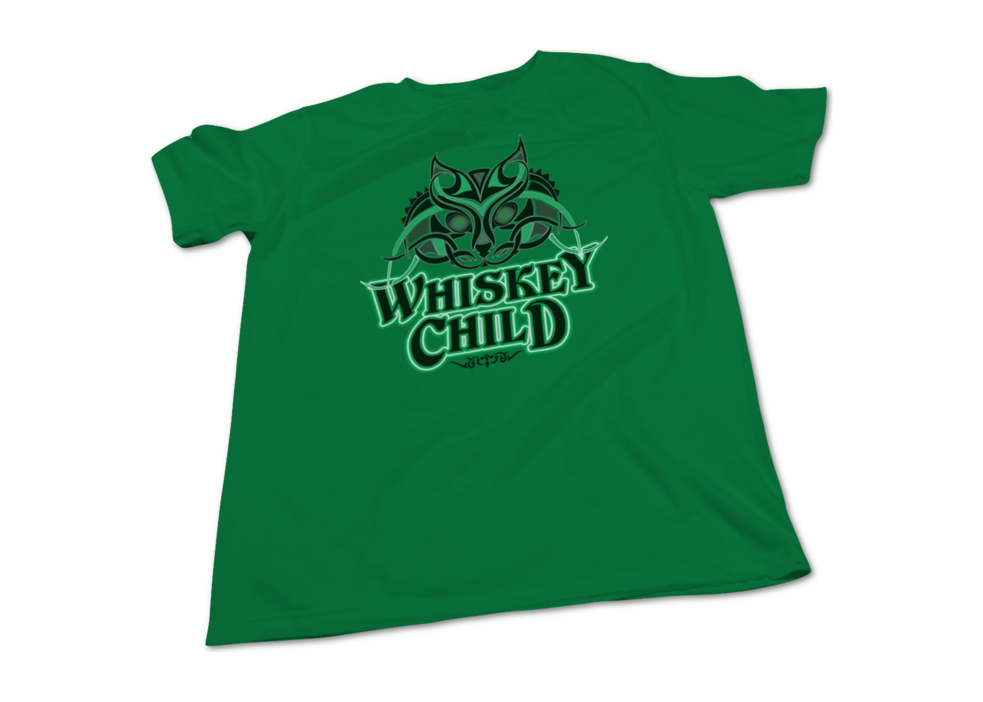 Whiskey child whiskey child   feline design by trey mcgriff 1473475577