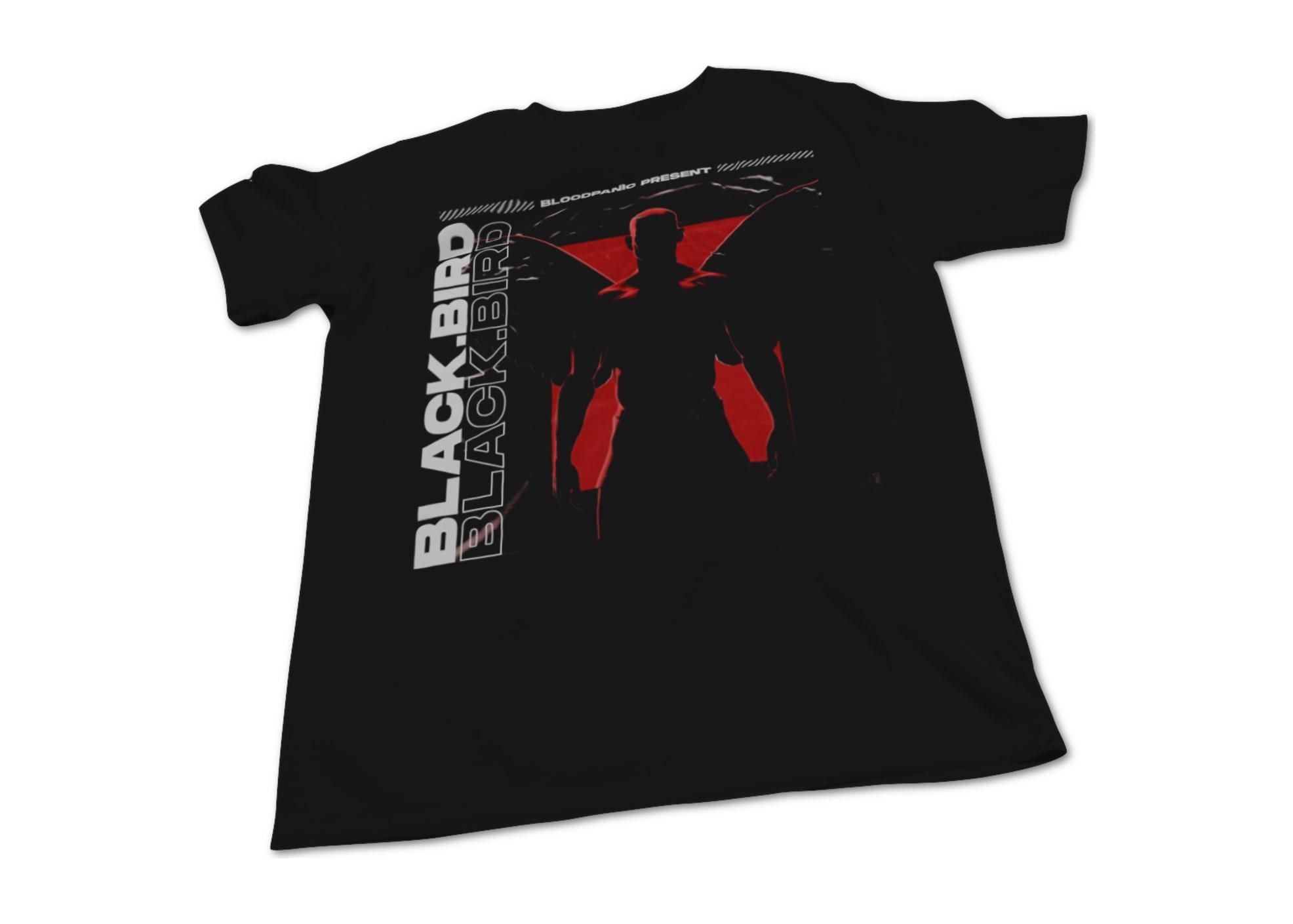 Bloodpanic black bird light   black 1622841189