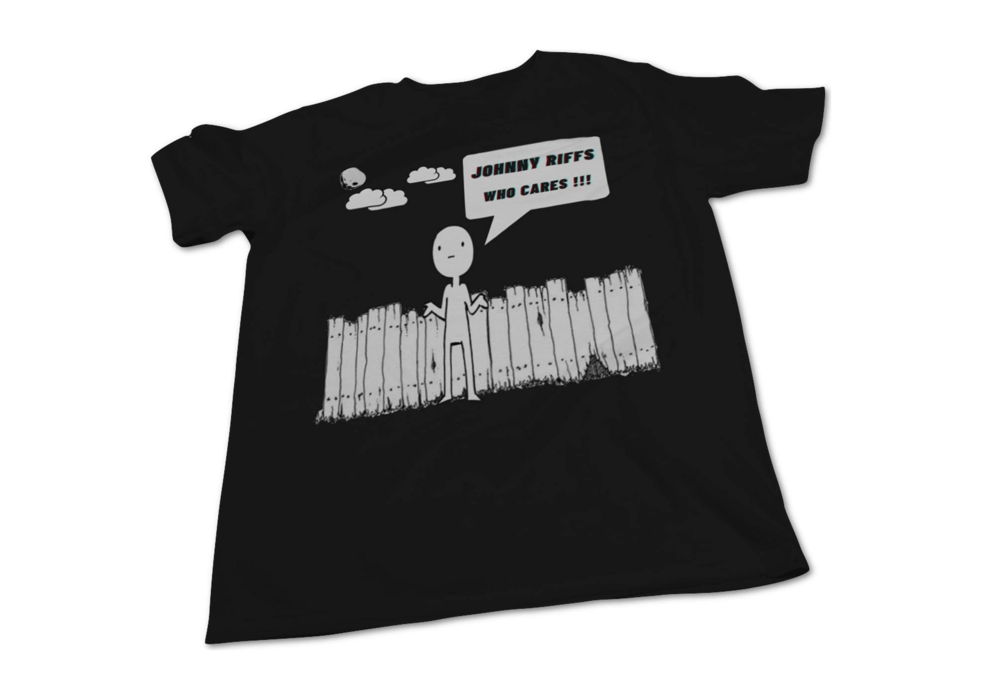 Johnny riffs who cares johnny riffs  who cares      logo 1603820025