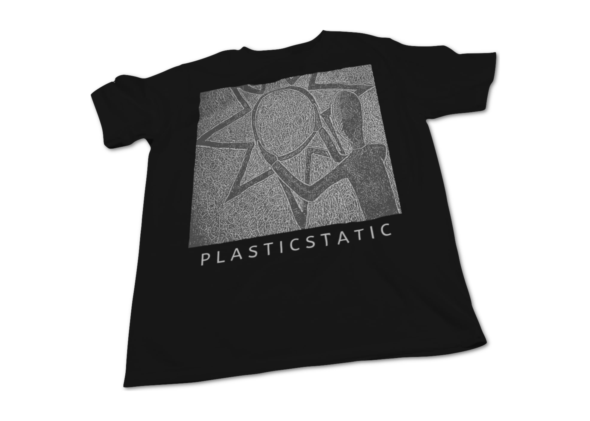 Plasticstatic beauty is in the eye that stares through the abyss 1562359088