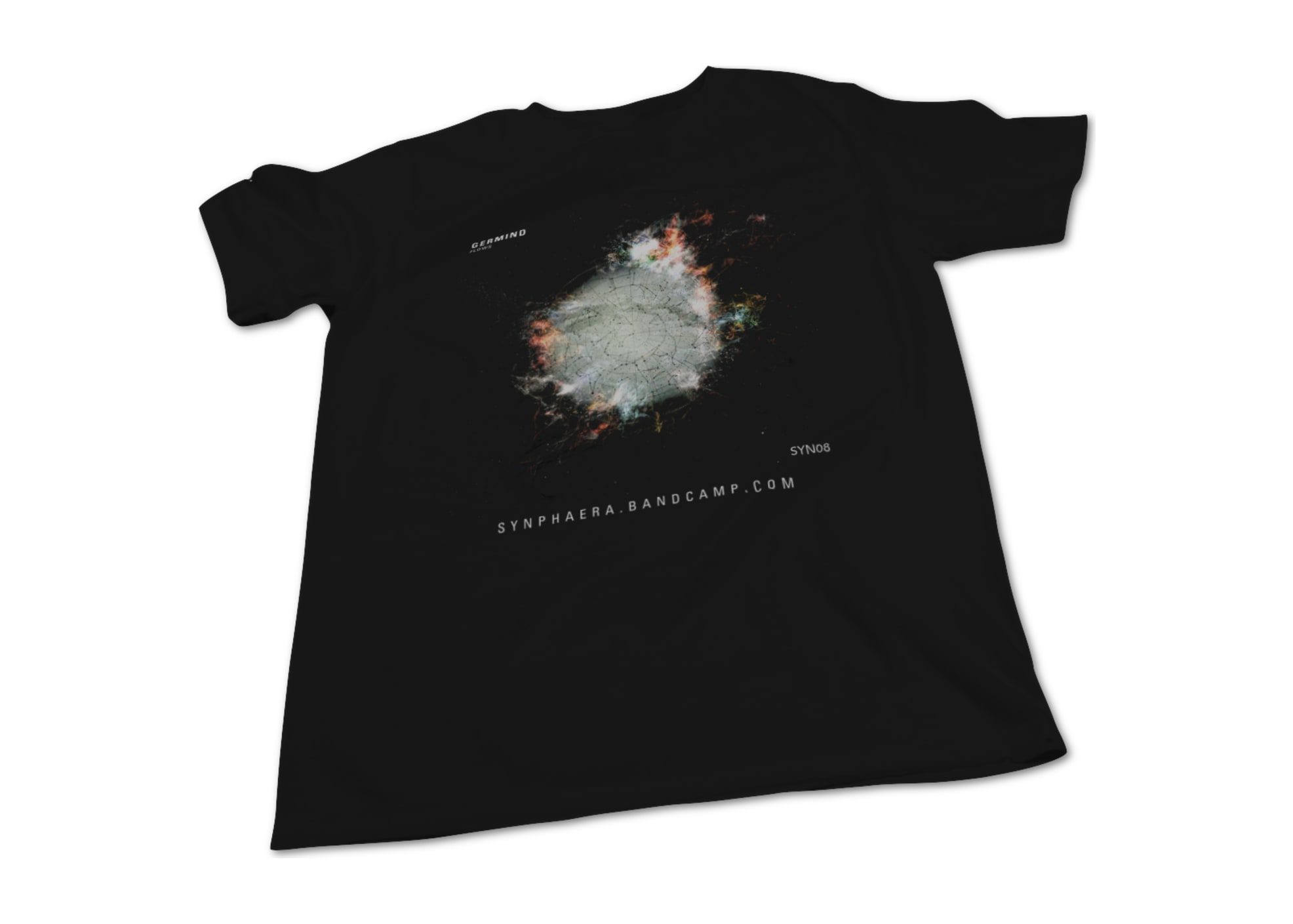 Synphaera germind signature t shirt 1500156598