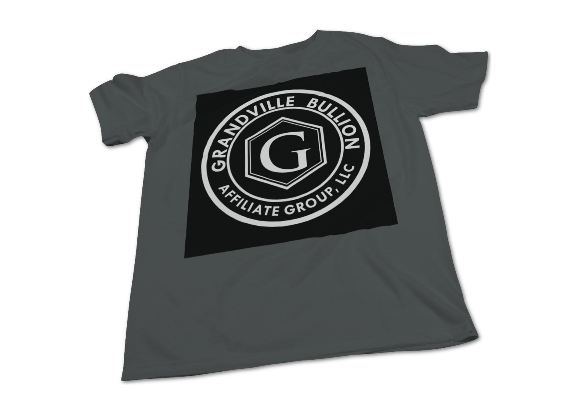 Grandville bullion group llc black and white logo 1629988597