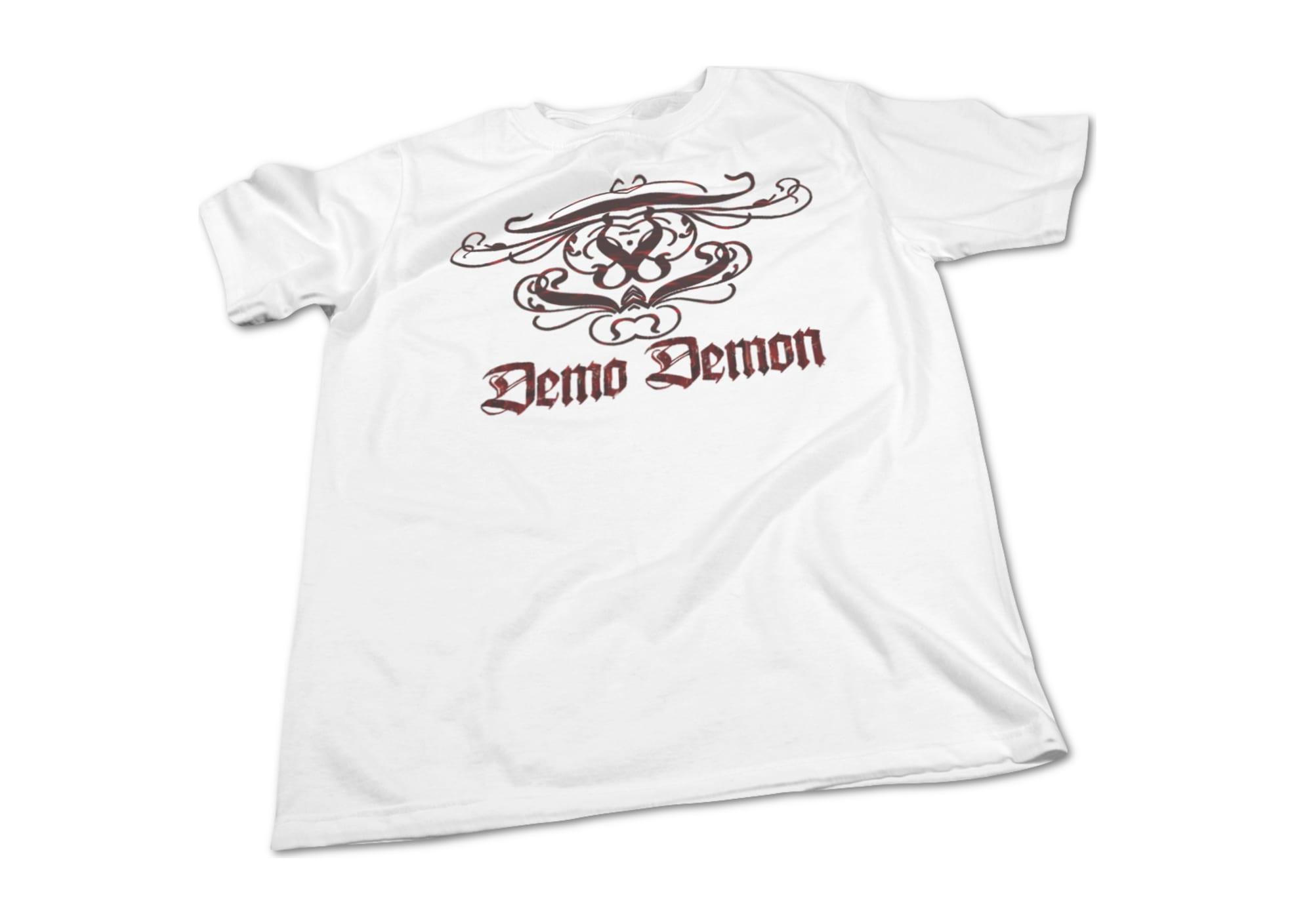 Demo demon infect 2 blood shirt 1509088056