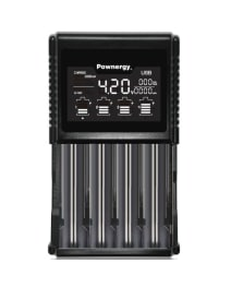 Product Pownergy BIA-1on 4 Bay Charging Station