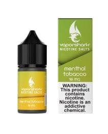 Product Vapor Shark Menthol Tobacco Salt