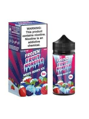 Frozen Fruit Monster Mixed Berry Ice